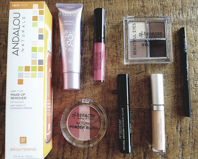 The Natural Make-up Starter Box - Natural Mumma