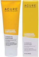 ACURE Brilliantly Brightening Cleansing Gel 118ml - Natural Mumma