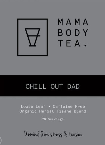 Mama Body Tea Chill out Dad 30 serves - Natural Mumma