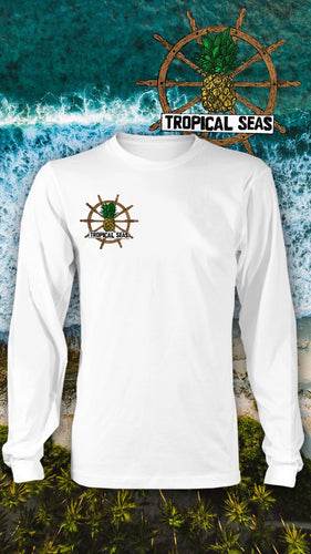 Hammered Head Long Sleeve