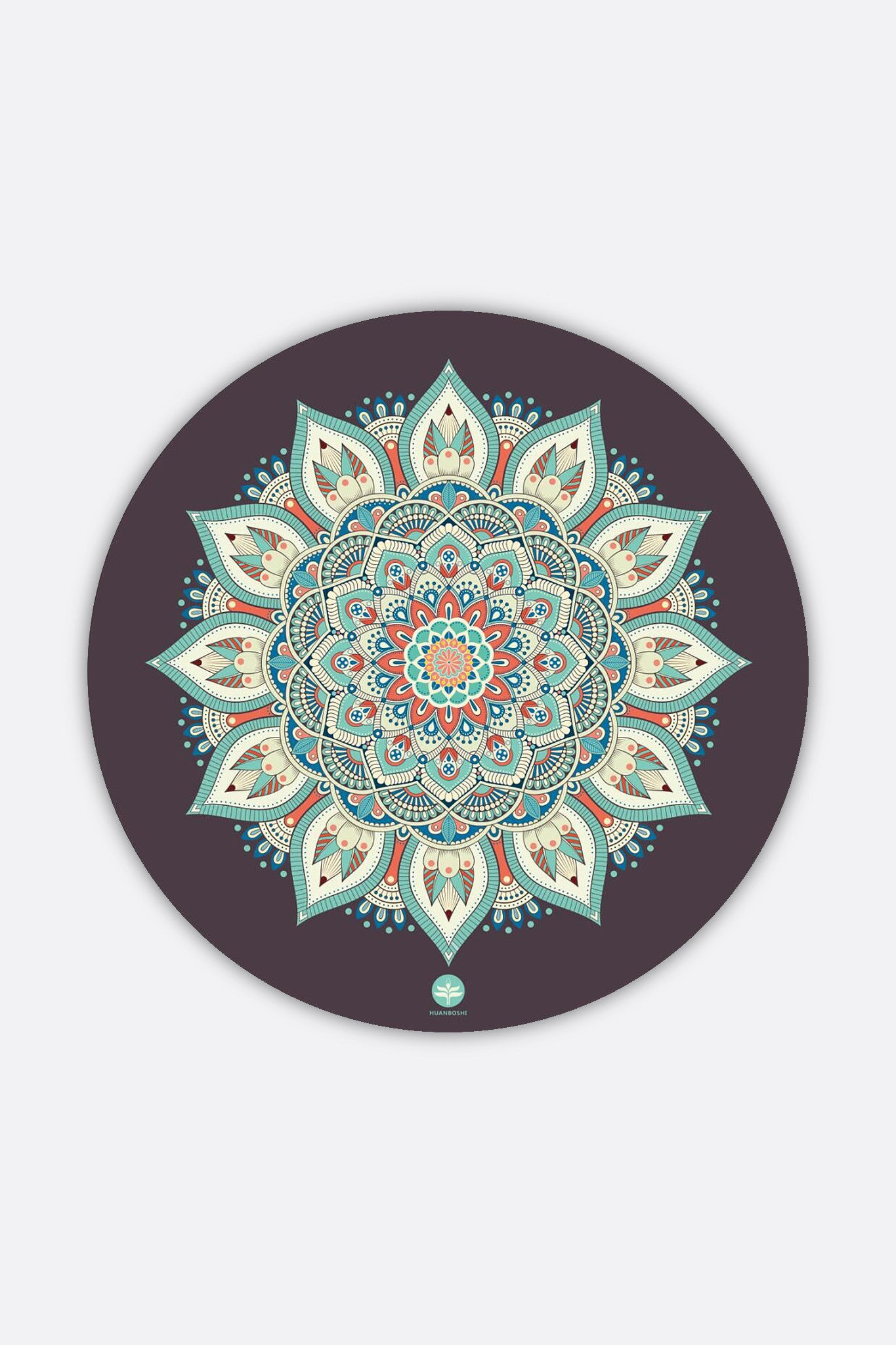 Rubber Meditation Mat(59'' diameter)