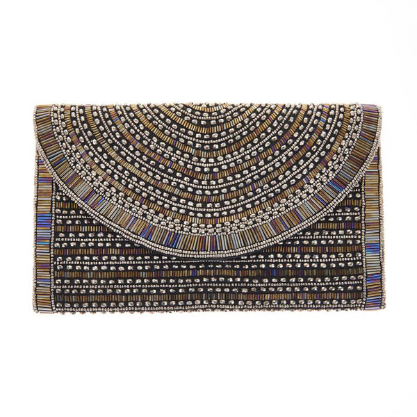 Bailey Clutch Black-From St Xavier