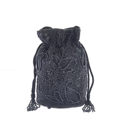 Bibi Drawstring Bag-From St Xavier