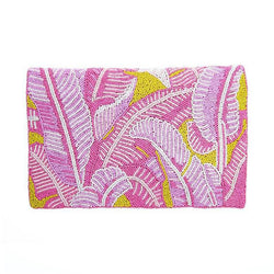 Cordyline Clutch Pink-From St Xavier