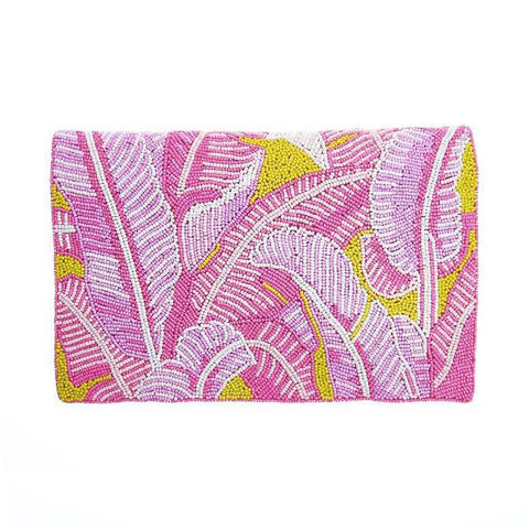 Cordyline Clutch-From St Xavier