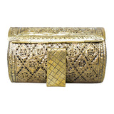 Honor Metal Belt Bag Gold-From St Xavier