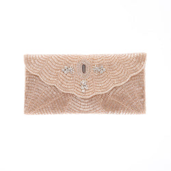 Estelle Clutch Champagne-From St Xavier