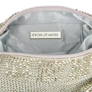 Goldie Ring Bag Silver