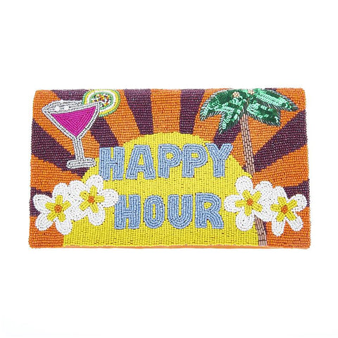 Happy Hour Clutch-From St Xavier