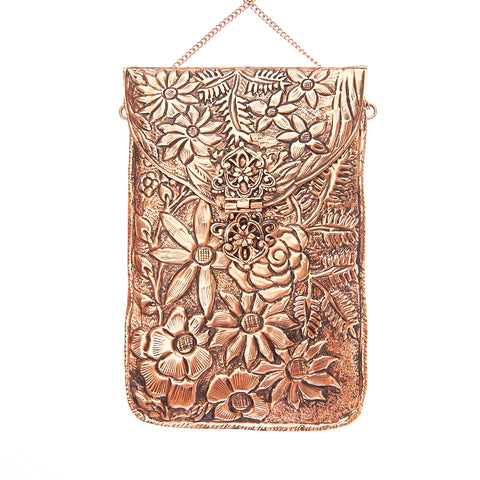 Jasmine Bag Rose Gold-From St Xavier