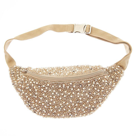 Jovy Waist Bag Champagne-From St Xavier