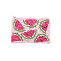 Juicy Mini Purse Pink Green-From St Xavier