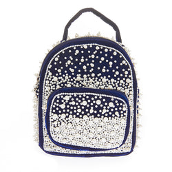 Kari Backpack Navy-From St Xavier