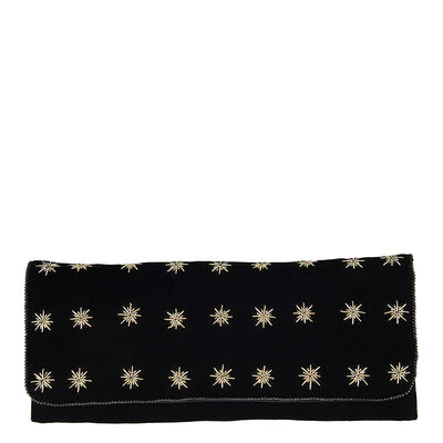 North Star Foldover Black/Gold-From St Xavier
