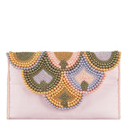 Scalloped Envelope Clutch-From St Xavier