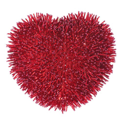Selma Heart Clutch Red-From St Xavier
