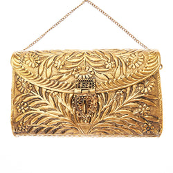 Tahiti Bag Gold-From St Xavier