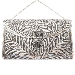 Tahiti Bag Silver-From St Xavier
