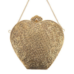 Valentina Bag Gold-From St Xavier