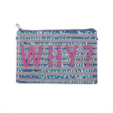 Why Clutch Blue Pink-From St Xavier