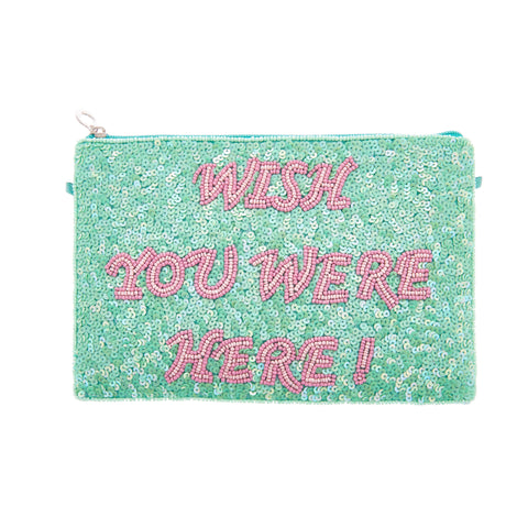Wishes Clutch-From St Xavier