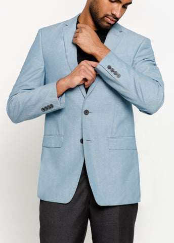 Blue Copper Blazer
