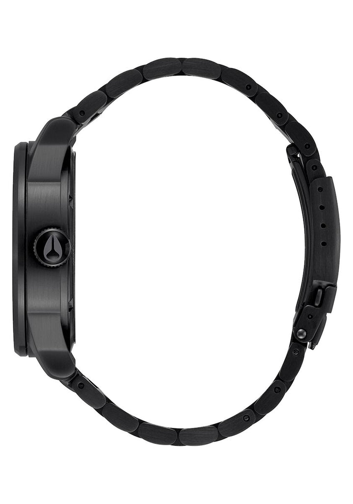 NIXON SENTRY SS - ALL BLACK/BLACK