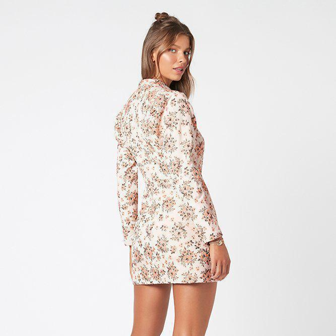 Minkpink Macey Floral Dress