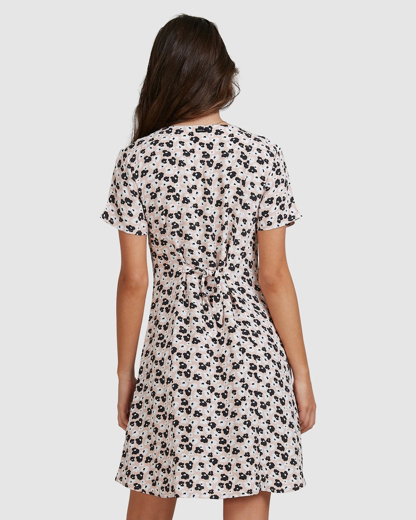RVCA Powers Pebble Dress