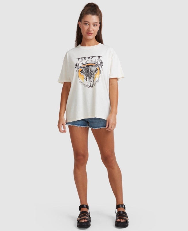 RVCA Death Valley Tee