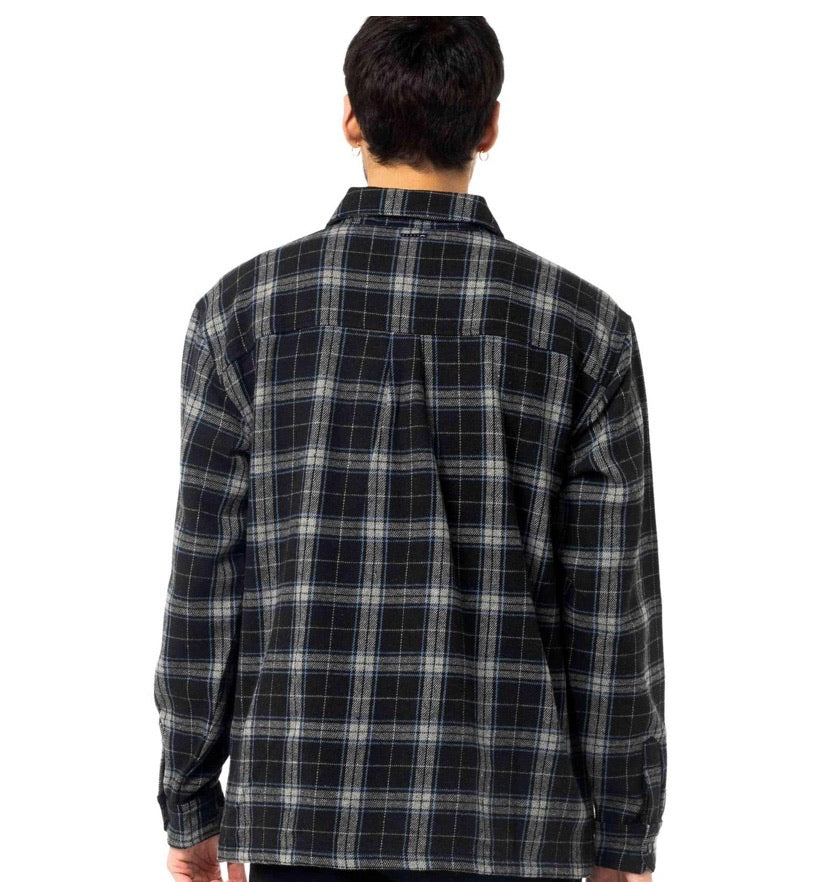 Rusty Woodchuck Long Sleeve Overshirt