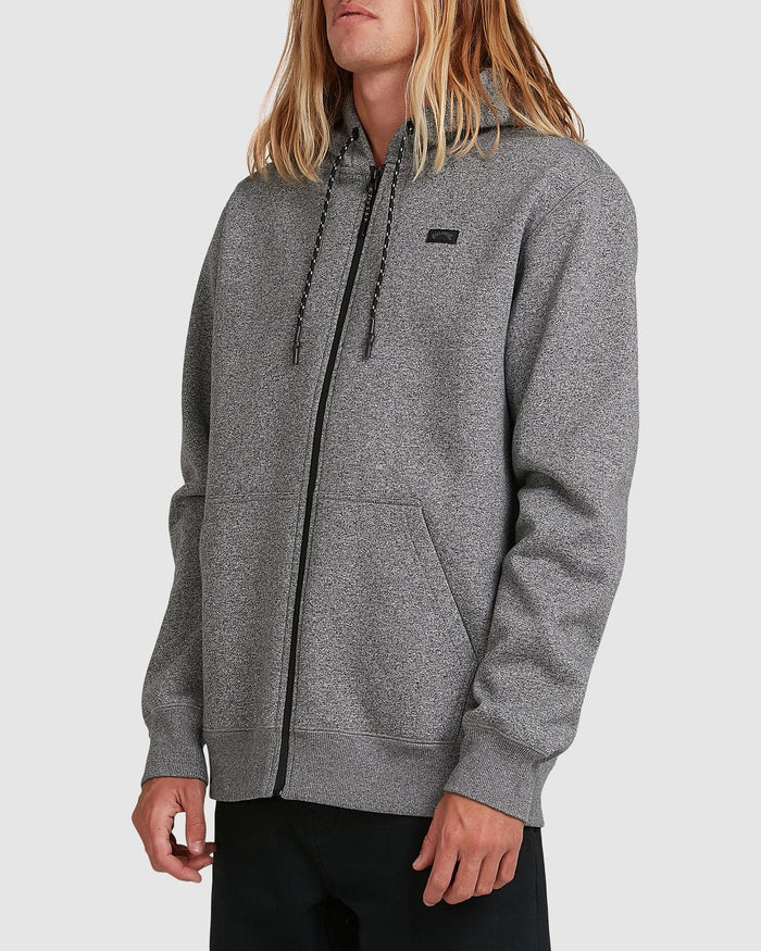 Billabong Adiv Shoreline Furnance Zip Hood