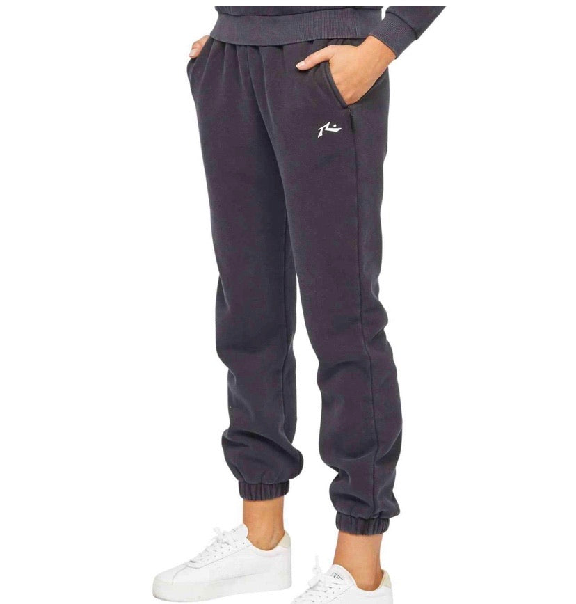 Rusty Essentials Trackpant - Black