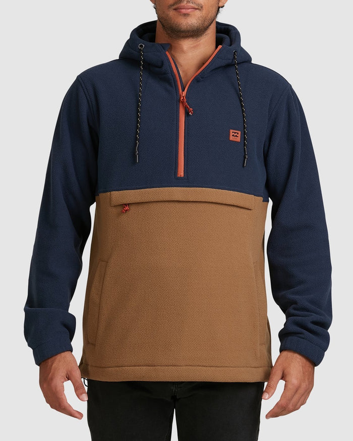 Billabong Boundary Pullover Hoody - Navy