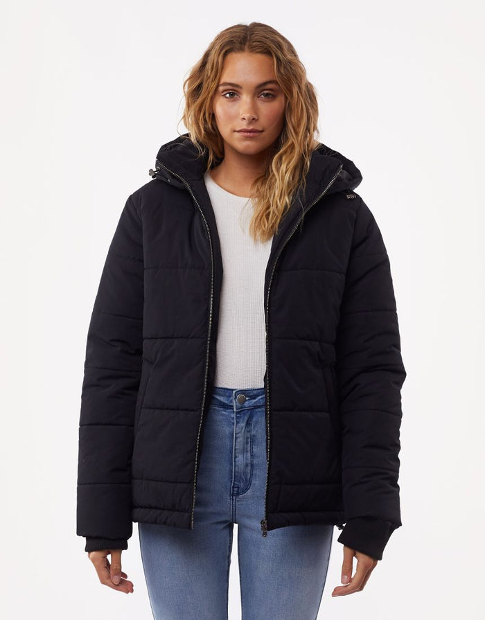 All About Eve Essential Puffer Jacket