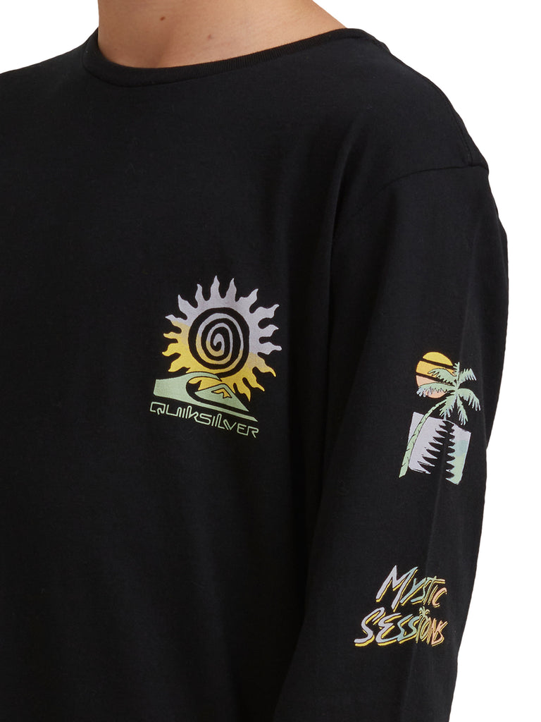 Quiksilver Island Pulse Ls Youth