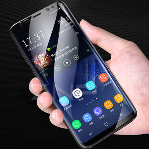 Screen Protector - Soft Full Screen Protector For Samsung Note9 Note8 S9 S9 Plus S8 S8 Plus S7 S6 Edge (NOT GLASS )