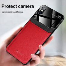 Load image into Gallery viewer, Phone Case - Luxury Shockproof Mirror Screen PU Leather Case For iPhone 11 Pro X XS XR MAX 8 7 6 6s Plus