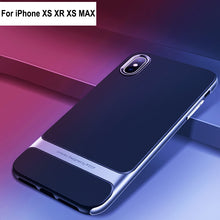 Load image into Gallery viewer, Phone Case - Ultra Thin Armor Hard PC + Soft TPU Back Cover For iPhone XS XR XS MAX