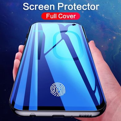 Screen Protector - Full Cover 3D Curved Soft Protective Film For Samsung Galaxy S10e S10 S9 S8 Plus Note 9 8 (Not Glass)
