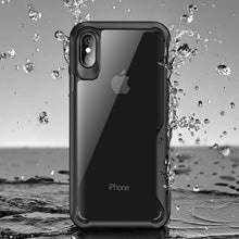 Load image into Gallery viewer, Phone Case - Luxury Transparent Silicone Shockproof Armor Case For iPhone X XR XS MAX 8 7 6 6S Plus