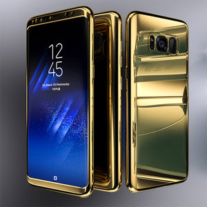 Phone Case - Luxury Ultra Thin 360 Full Protection Cover For Samsung S8 S8 Plus S9 S9 Plus Note 8 Note 9