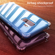 Load image into Gallery viewer, Phone Case - Airbag Shockproof Full Protection Case For Samsung S9 S9 Plus S8 S8 Plus Note 8