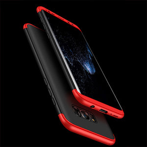 Phone Case - Ultra Thin 360 Full Protection Cover For Samsung S8/S8 Plus/S7/S7 Edge