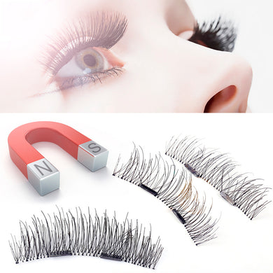 Eyelashes - Magnetic False Eyelashes