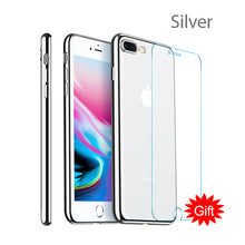 Load image into Gallery viewer, Phone Case - Luxury Ultra Thin Full Protection Plating Case For iPhone X 8 8 Plus