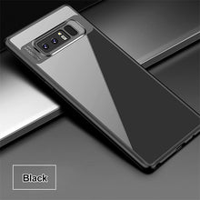 Load image into Gallery viewer, Phone Case - Luxury Ultra-thin Transparent Soft Edge Hard Acrylic Case for Samsung Note 8
