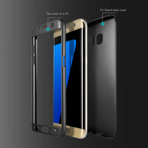 Phone Case - Ultra Thin 360 Degree Full Protection + Screen Protector For Samsung