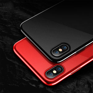 Phone Case - Luxury Ultra Thin Plating Twinkle Phone Case For iPhone