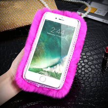 Load image into Gallery viewer, Phone Case - Luxury Hair Cover Case For iPhone